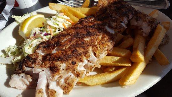 Blue salt fish grill redondo beach menu prices for Bluesalt fish grill