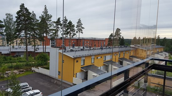 Vantaa, Finland: View from the balcony