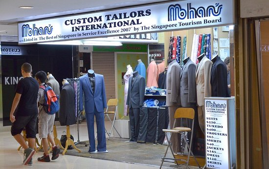 ‪Mohan's Custom Tailors‬