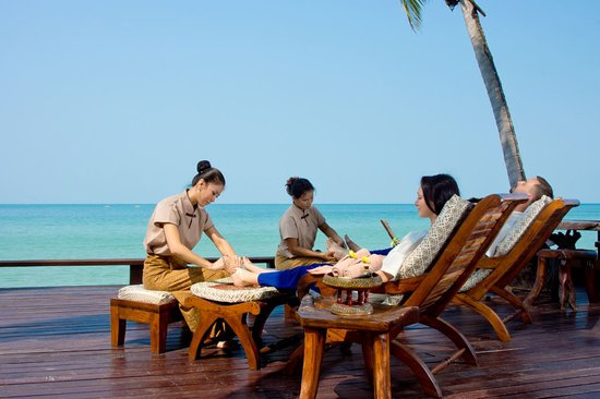 Ayurvana Beach Massage
