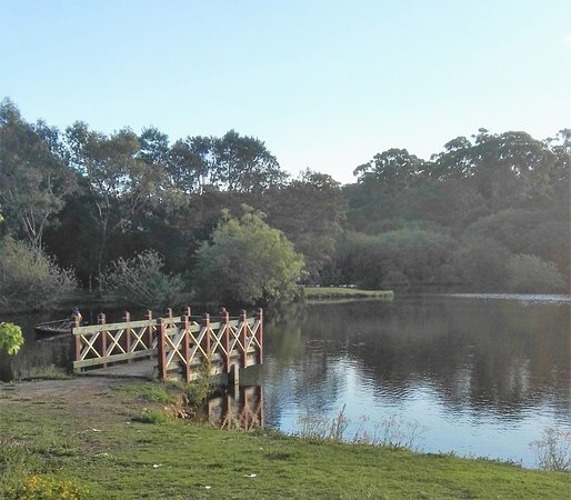 Daylesford, Australia: Fishing & Canoeing all in one! [January 2017]