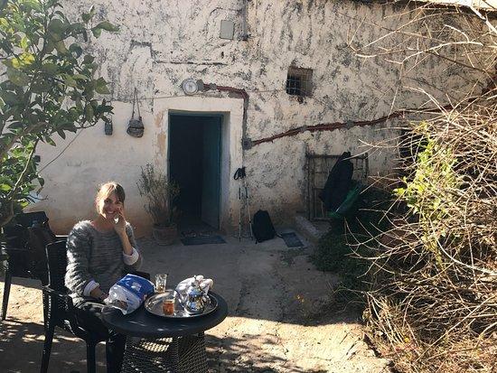Ouirgane, Marruecos: Outside house