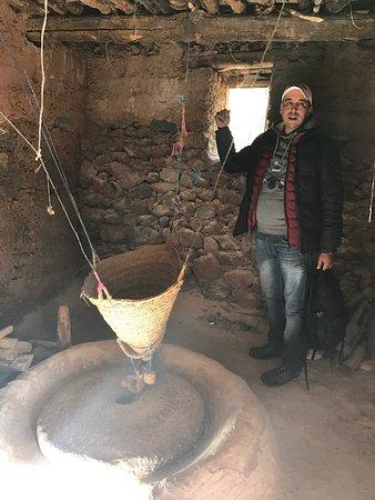 Ouirgane, Marruecos: Water mill