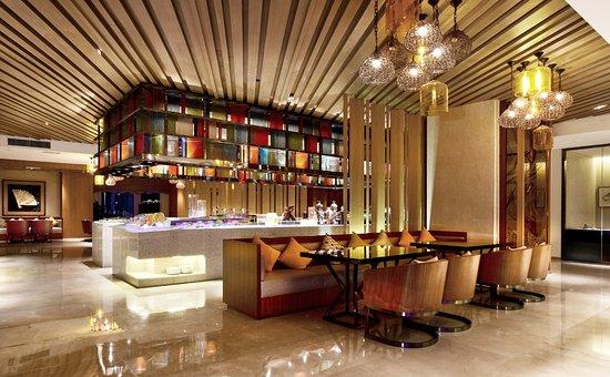Taizhou, China: 塞丽娜西餐厅
