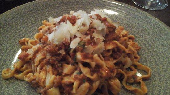 Rozelle, Australia: My fresh pasta bolognase