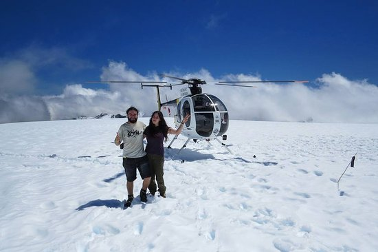 Fox & Franz Josef Heliservices: Fox Glacier by Helicopter!