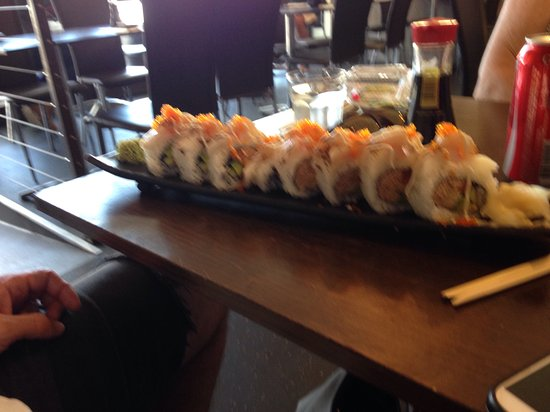 Narrabeen, Australia: Sushi_large.jpg