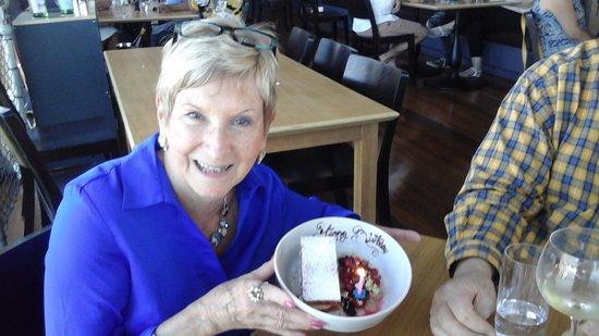 The Boathouse on Blackwattle Bay: Happy Birthday to me
