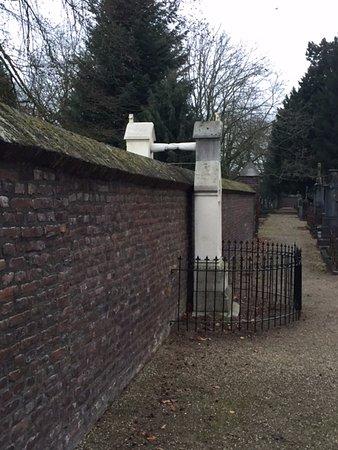 Het oude Kerkhof Roermond