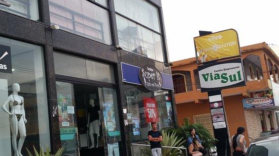 Marataizes: Cine Via Sul