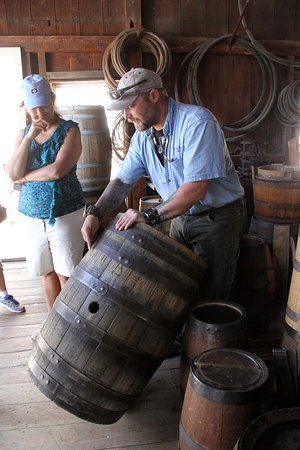 Mystic Seaport: Cooperage