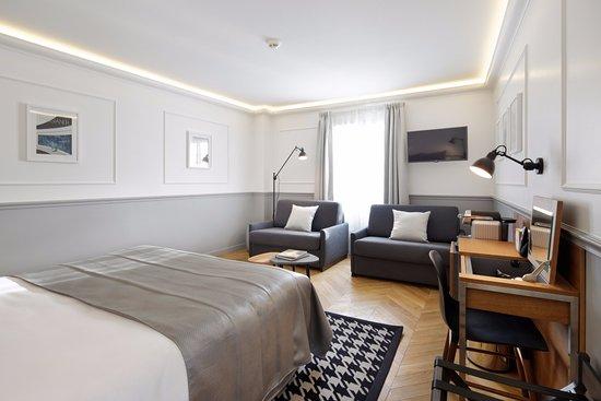 Hotel villa lafayette Paris 9