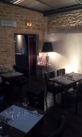 Restaurant Ville Sur Jarnioux