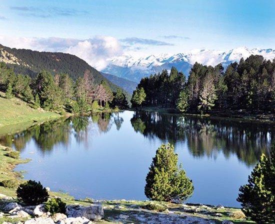 Andorra la Vella, Andorra: L'Estany de la Nou