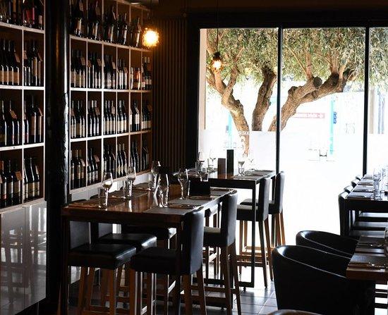 Le Sens Six : Salle de restaurant
