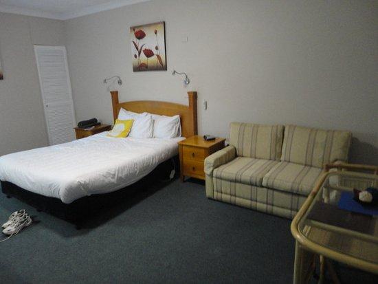 Wodonga, Australia: Lounge as well