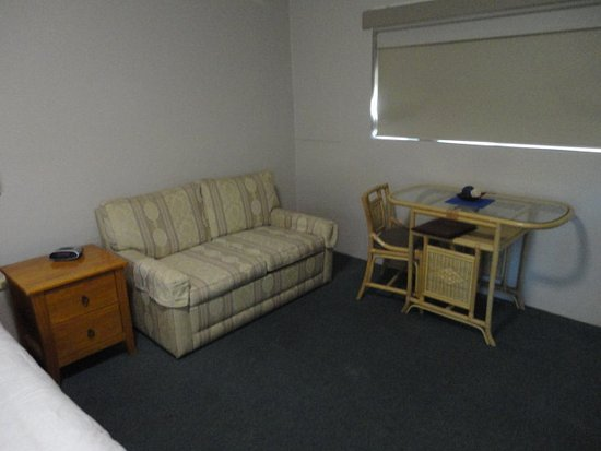 Motel Wellington : More room than you could need