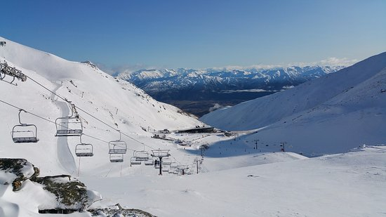 ‪The Remarkables Ski Area‬
