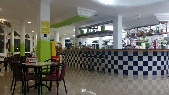 Fasnia, Spanien: Aspecto de la Cafetería Sole