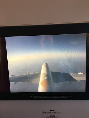 A380 tail camera picture of etihad airways tripadvisor - Emirates camera ...