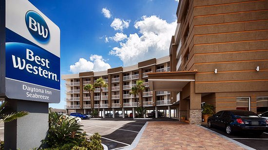 Best Western Daytona Inn Seabreeze Daytona Beach Fl