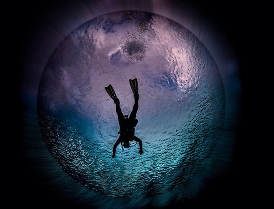 Ouranoupoli, Grecja: Scuba diving in Halkidiki, Greece