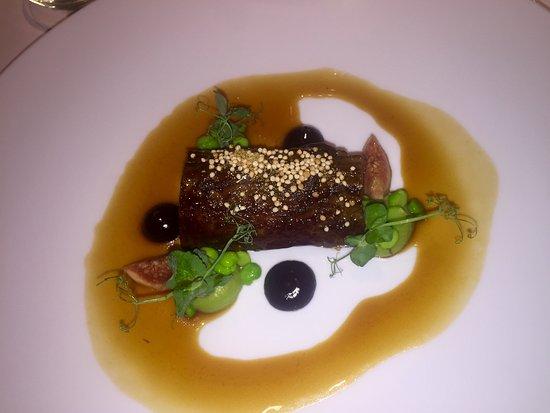 Restaurant Francais: Hauptgang