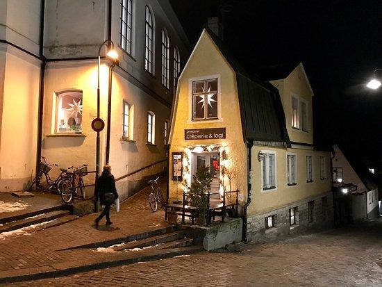 restauranger visby innerstad