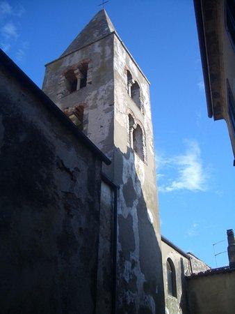 Capalbio, Italy: il campanile