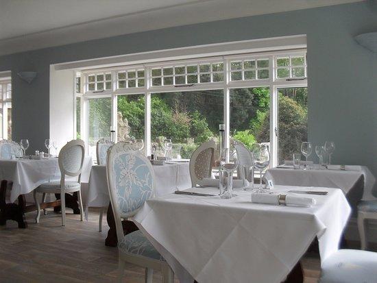 Heddon's Gate Hotel: Dining room