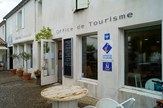 Office de Tourisme de Loix