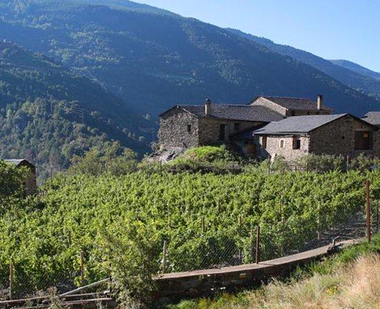 Fontaneda, Andorre : Mas Berenguer