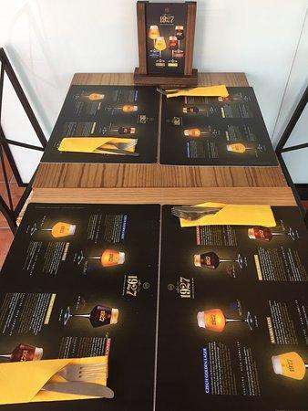 Paco de Arcos, Portugal: Abakua Cafe