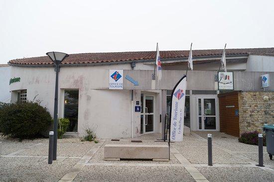 Le Bois-Plage-en-Re, France: Bureau d'Informations Touristiques du Bois Plage en Ré