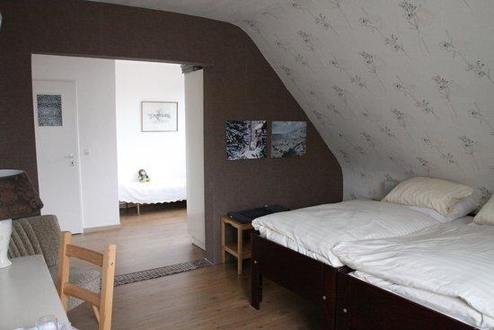 Altenau, Tyskland: Kamer 4, grote dubbele kamer