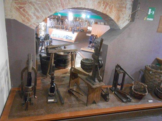 Castelnuovo Don Bosco, Ιταλία: Museo
