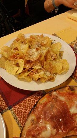 Il Tulipano Nero: patata cacio e pepe