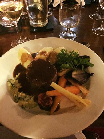Tenbury Wells, UK: My lamb - Delicious