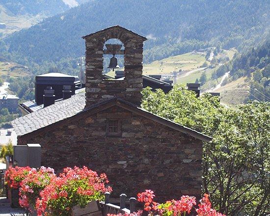 Ransol, Andorra: Sant Jaume dels Cortals