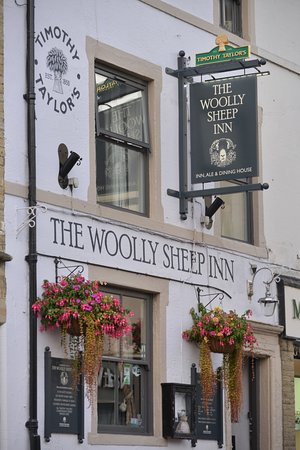 The Woolly Sheep Inn Photo