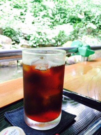 Joetsu, Япония: アイスコーヒー