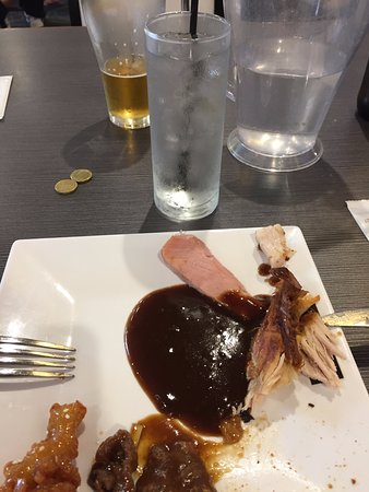 Tweed Heads, Australie : revolting food