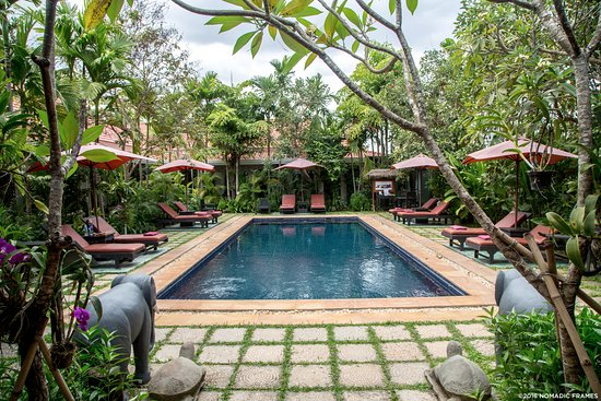 The Moon Boutique Hotel: An oasis in Siem Reap!