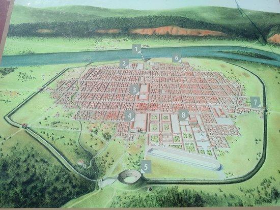 Ancient Roman city Picture of Petrisberg Trier TripAdvisor