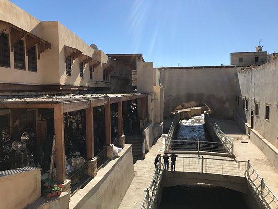 Riad Anata: Discovering Craft Draft Fez