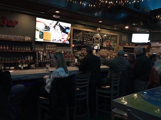 North Tonawanda, Estado de Nueva York: Dockside - the bar