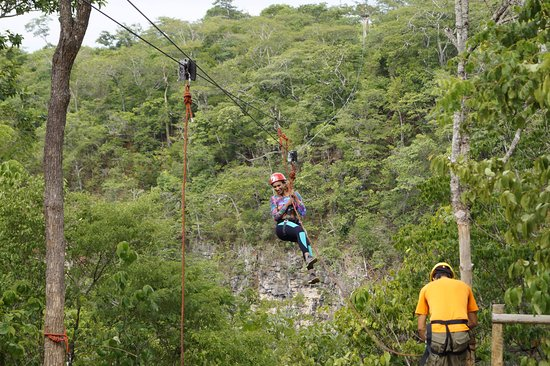 Mambai: Tirolesa-Mambaí Adventure