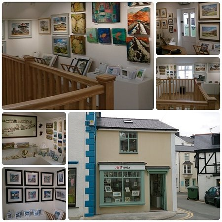 ArtWorks Aberdyfi