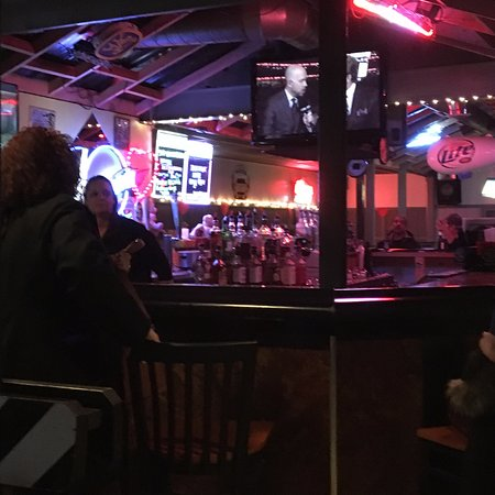 Lockport, NY: Scooters - bar room