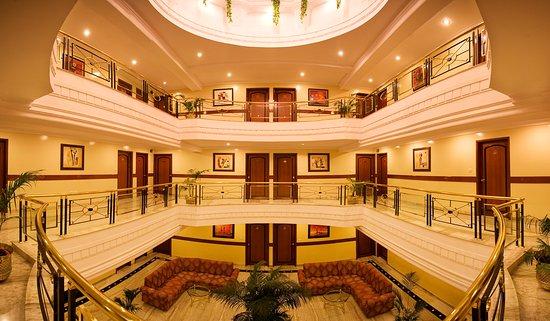Hotel Pai Viceroy, Jayanagar: Lounge